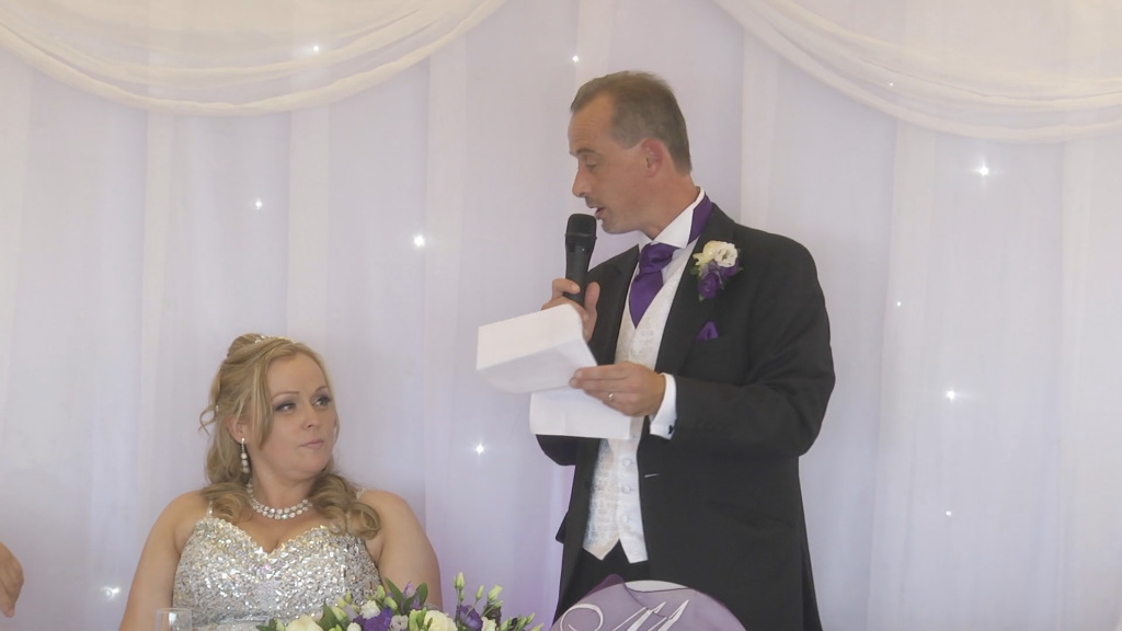 The Wedding of Rebecca & Gareth