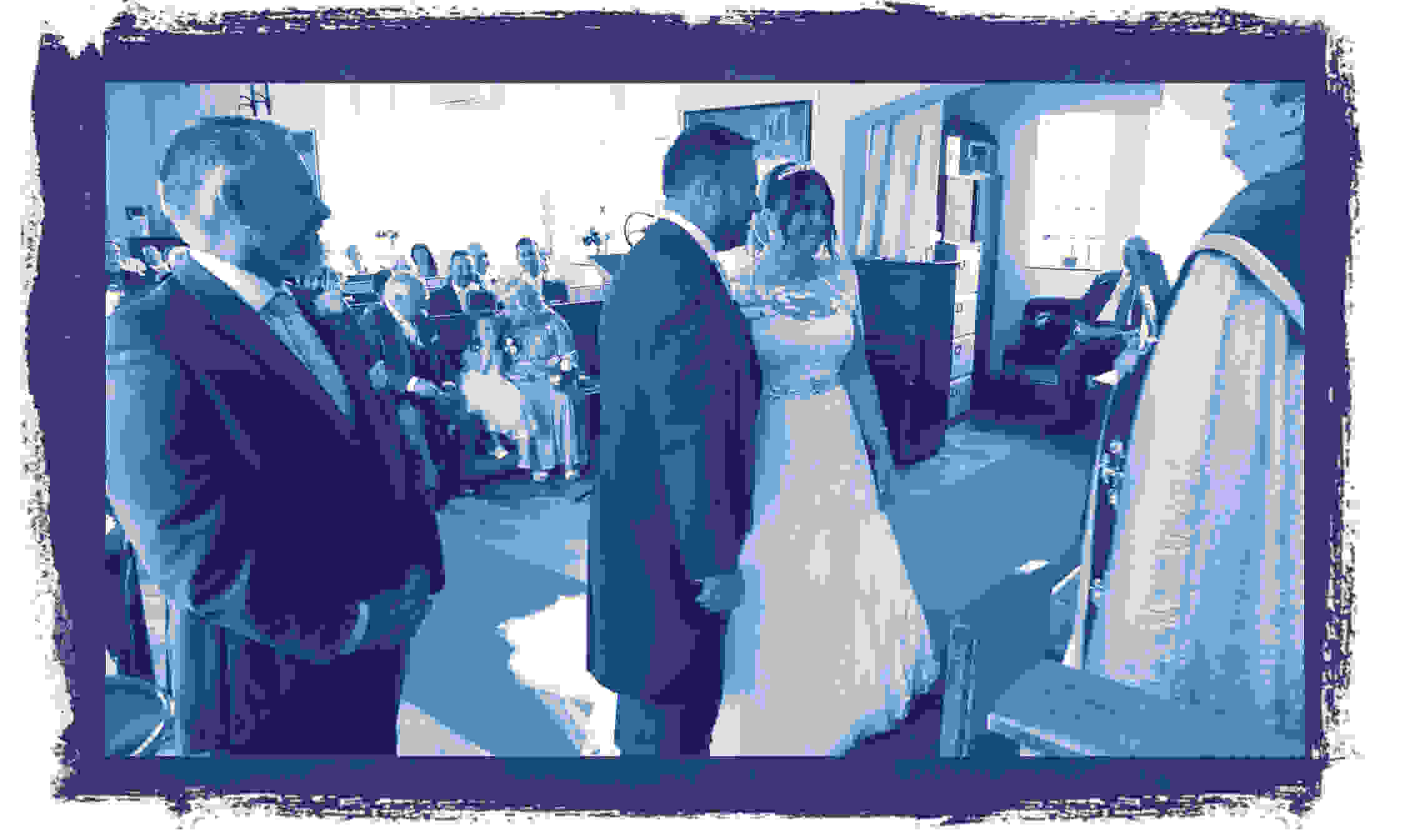 The Wedding of Rhiannon & Shane